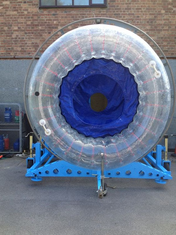 selling spinfizz zorb water ride