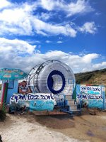 spinfizz zorb water ride