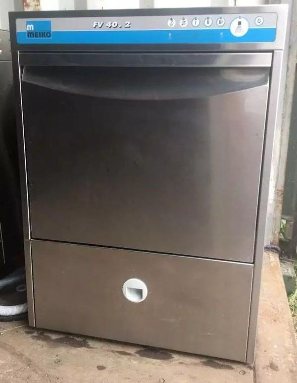 Commercial Dishwasher MEIKO FV40.2 - Glass Washer 400v 6Kw
