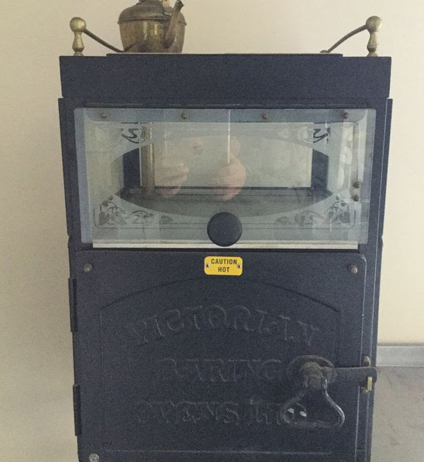 Queen Victoria Potato Baking Oven