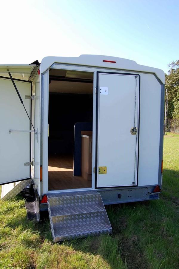 18' Sales/Exhibition Unit Trailer - Pontypridd 3
