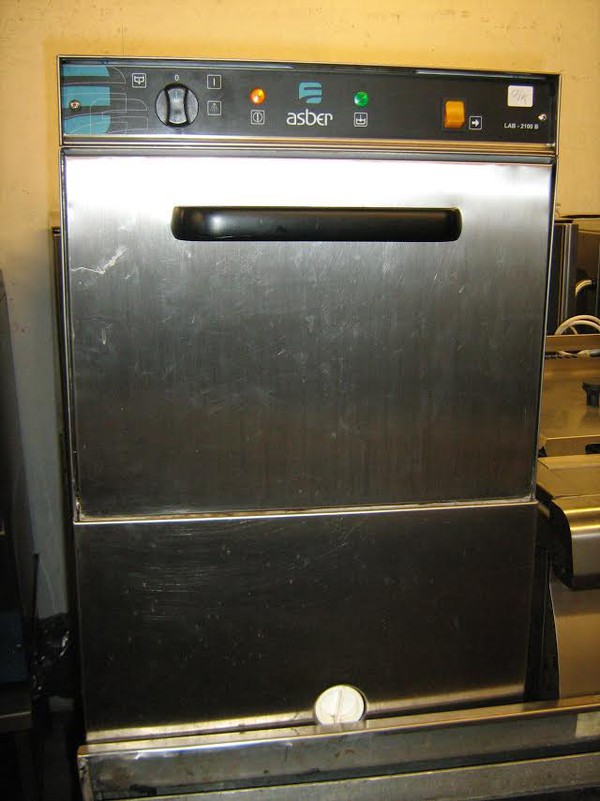 Asber Lab-2100b Glasswasher