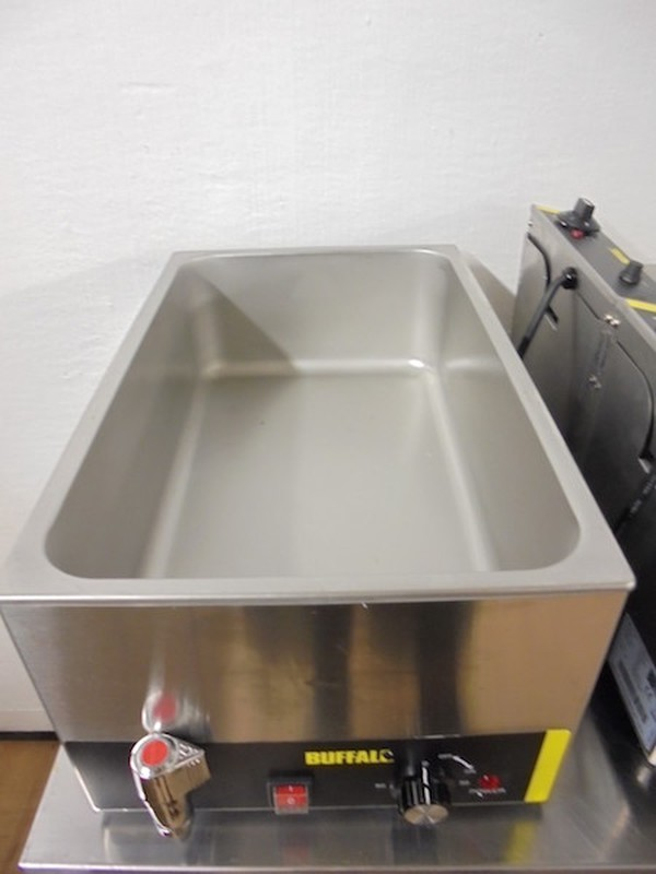 Ex Demo Wet Bain Marie With Tap (5246)