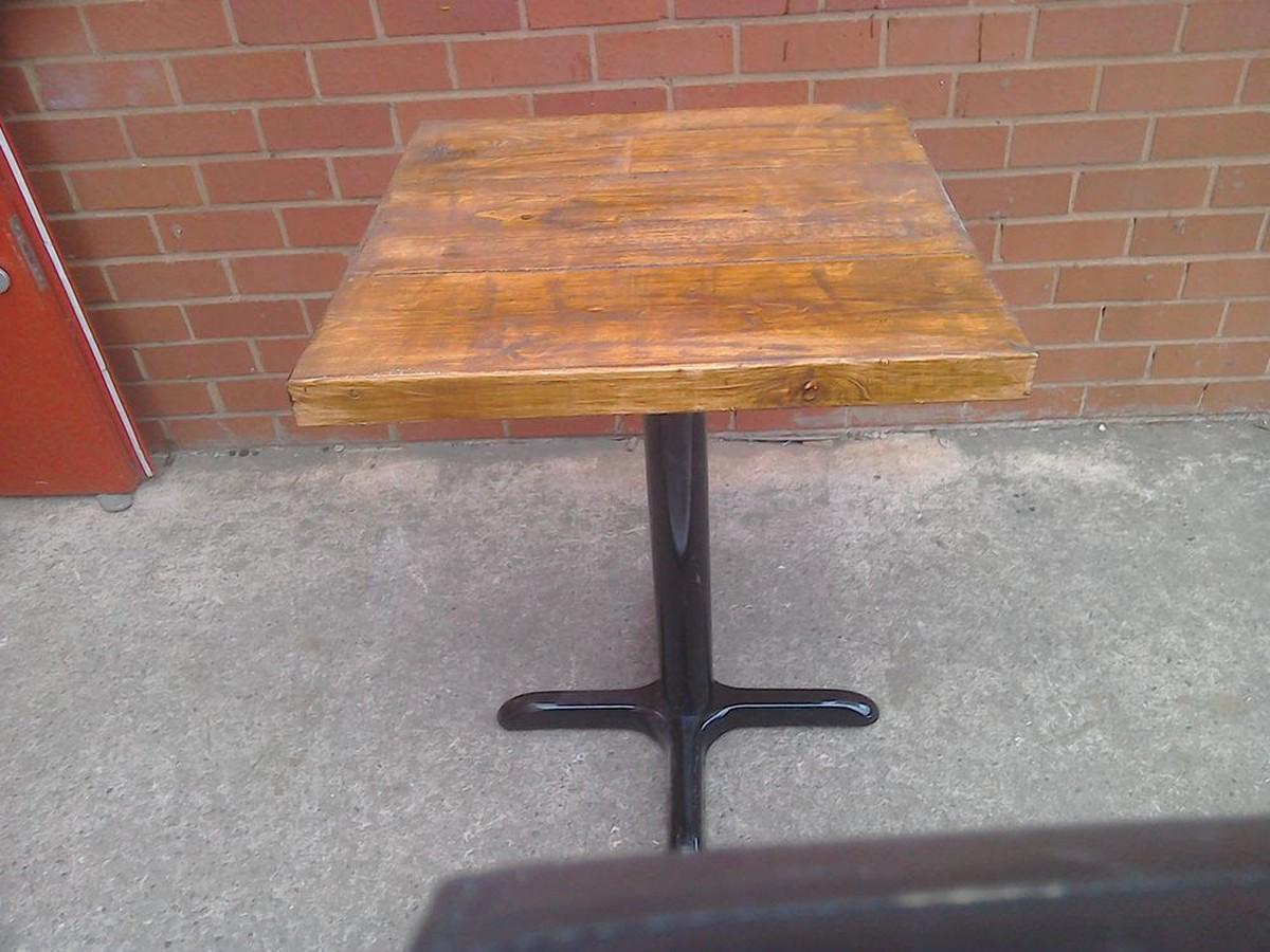 Secondhand Pub Equipment Pub Tables 15x Reclaimed