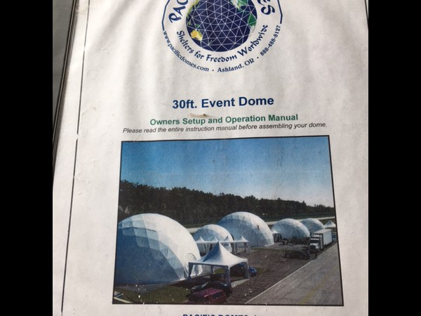 9m Geodesic Dome