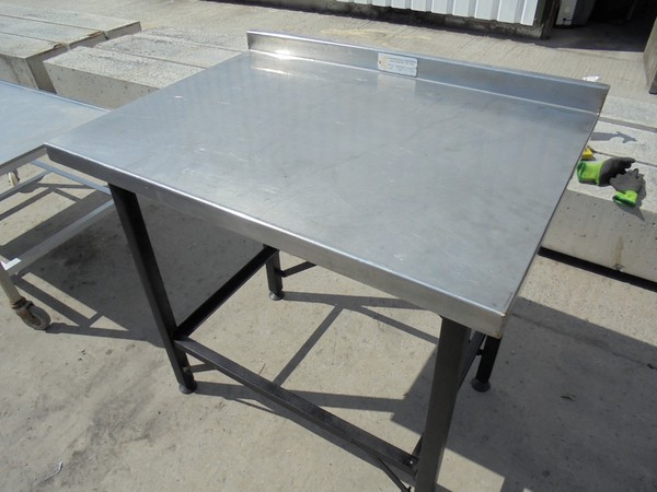 Stainless Steel Table (5277)