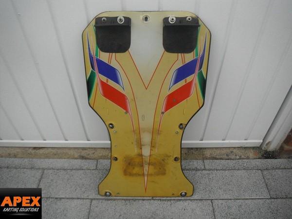 Lewis Hamilton floor tray