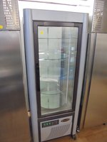 Ex Display Scaiola Rotating Cake Display Chiller Fridge	(5283)