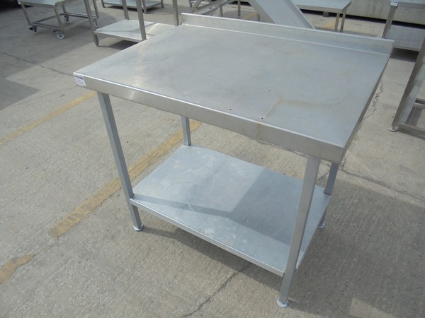 Stainless Steel Table (5293)