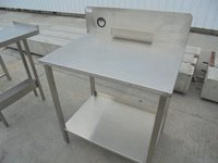 Stainless Steel Table/ Stand (5301)