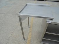 Stainless Steel Dishwasher Table (5303)