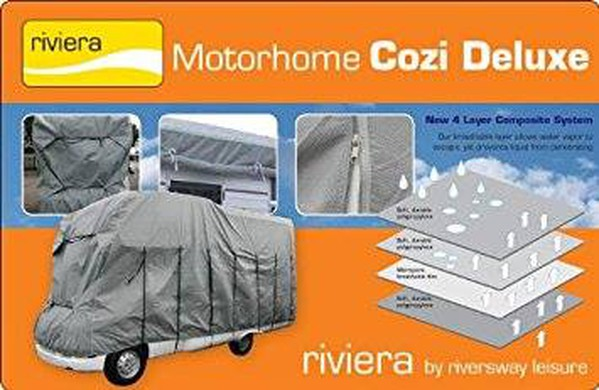 Riviera Motorhome Cozi Delux