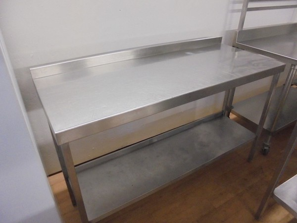 Stainless Steel Table (5310)