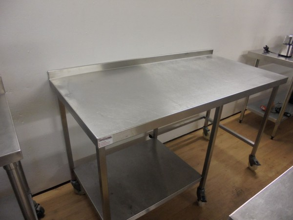 Stainless Steel Table (5314)