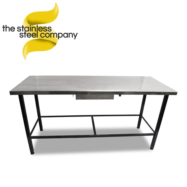 1.75m Stainless Steel Bench (Ref:SS89)
