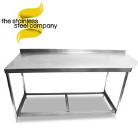 1.69m Stainless Steel Bench (Ref:SS80)