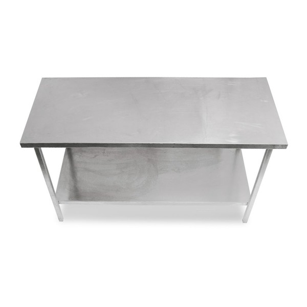 1.5m Stainless Steel Bench (Ref:SS78)