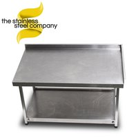 1.19m Stainless Steel Bench (Ref:SS61)