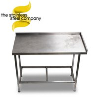 1.2m Stainless Steel Bench (Ref:SS60)