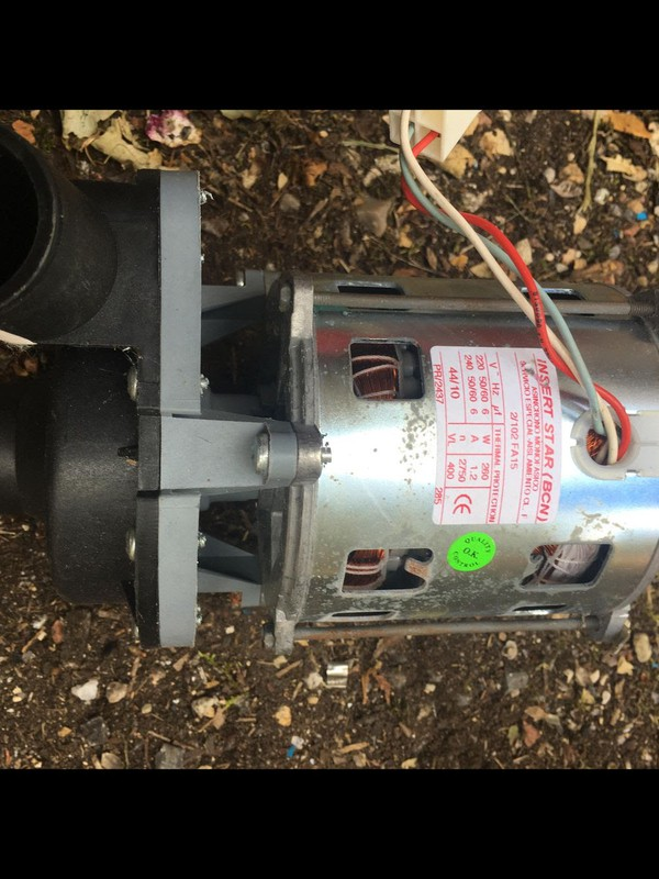sECONDHAND Fargor re-circulation pump for sale