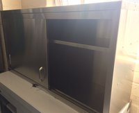 NEW Stainless Steel Wall Cupboard / Cabinet