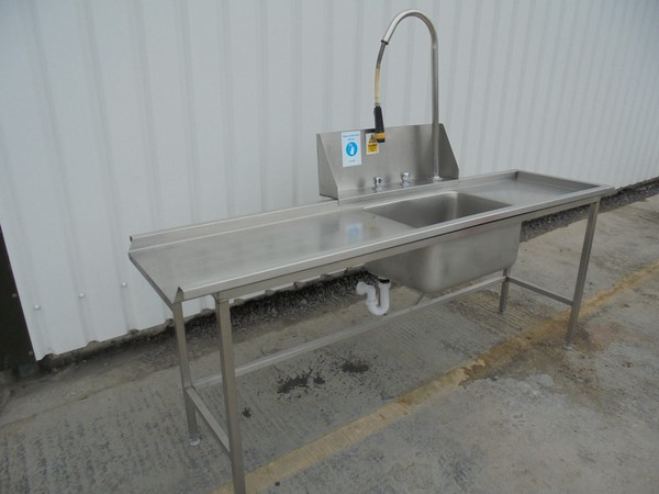 Stainless Steel Dishwasher Sink(5335)