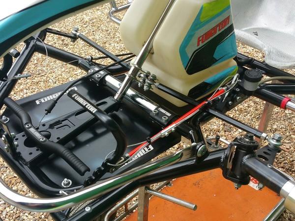 Birel Fullerton Kart Rolling Chassis 2016 A Great Alternative To OTK Tonykart