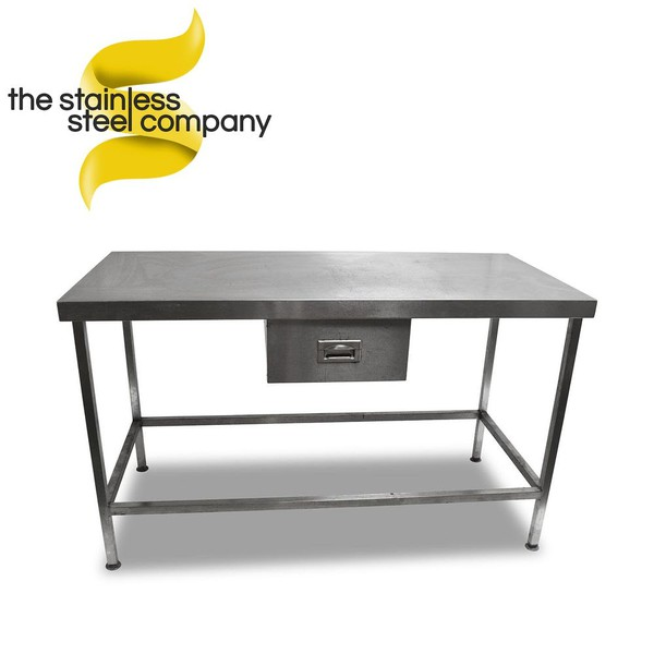 1.5m Stainless Steel Bench (Ref:SS143)