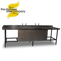 2.75m Stainless Steel Sink (Ref:SS28)