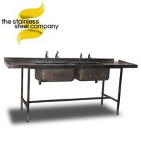 2.29m Stainless Steel Sink (Ref:SS32)