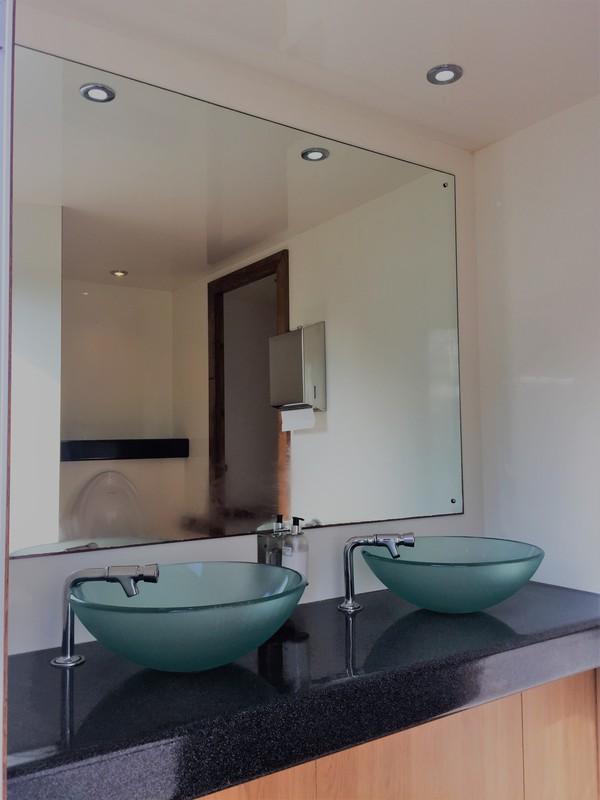 Premier 2+1 Toilet Trailer