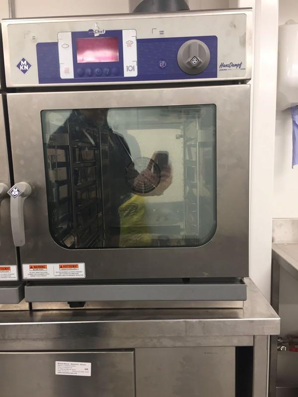 MKN Junior Pro Combi Steam Oven