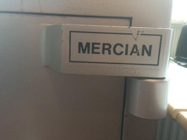 SMP MERCIAN 2916 large safe