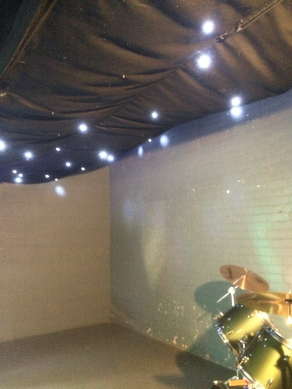 6m x 3m Custom Covers LED Star Cloth and Travel Case