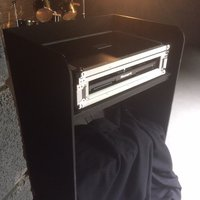 DJ Stand / Lectern for Amp and Deck/ Papers