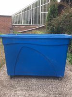 165 litre Blue Bottle Skip