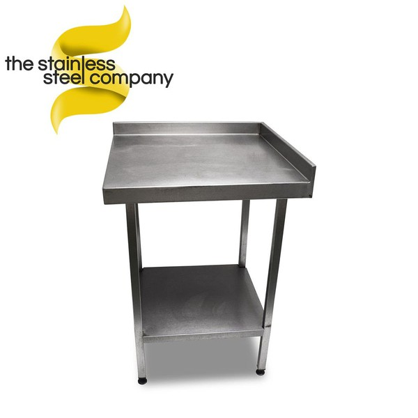 0.65m Stainless Steel Bench (Ref:SS125)