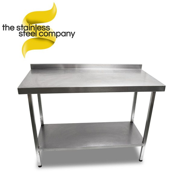 1.22m Stainless Steel Bench (Ref:SS130)