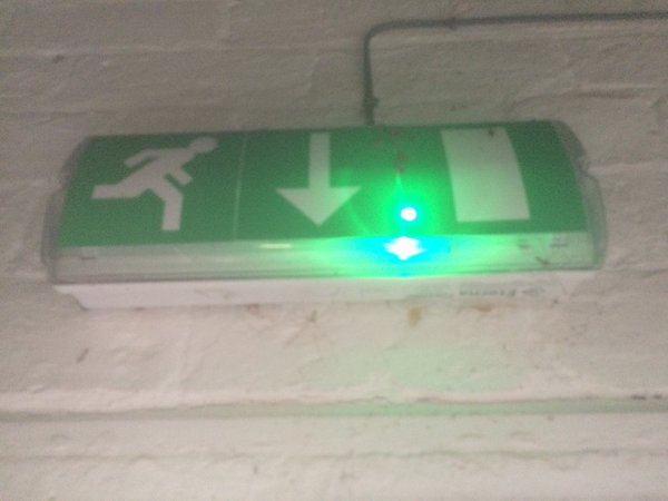 Emergency Signs/Lights
