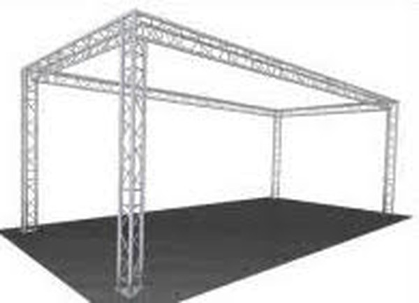 Exhibiton Stand - System 35 Trio Gantry Stand (Package) - West Sussex
