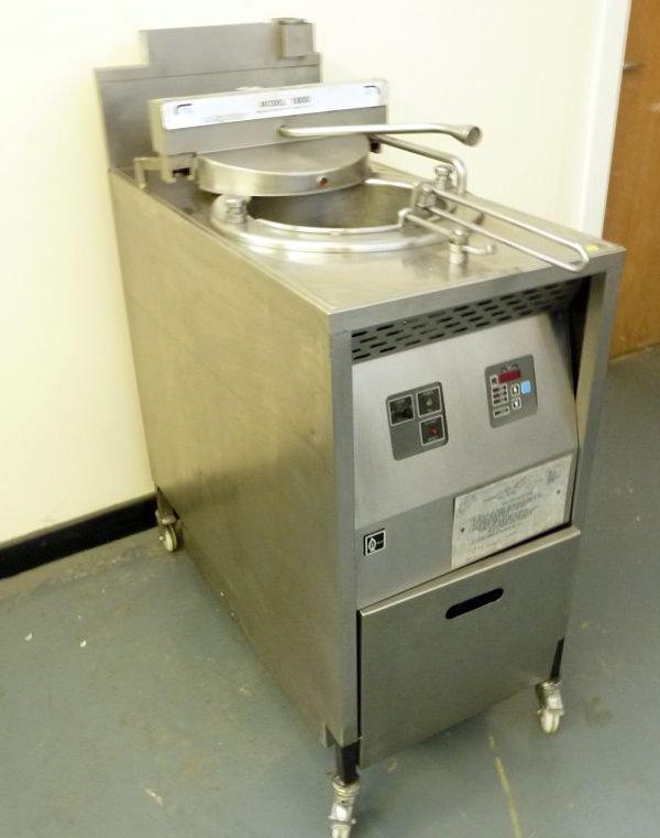 Broaster. co 1800 Pressure Fry