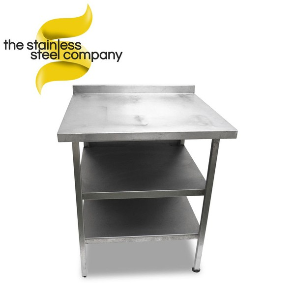 0.78m Stainless Steel Bench (Ref:SS165)