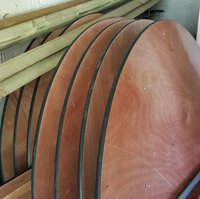 9x 5 Foot Round Banqueting Tables