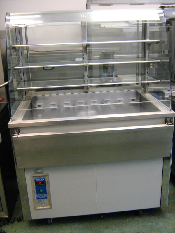 Moffat Versicarte Plus VCRD3FC Refrigerated Wall Unit Display