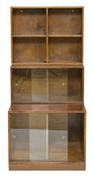 Art Deco Stacking Modular Bookcase