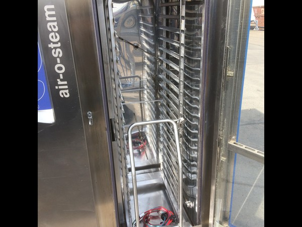 Electrolux Air O Steam Combi Oven