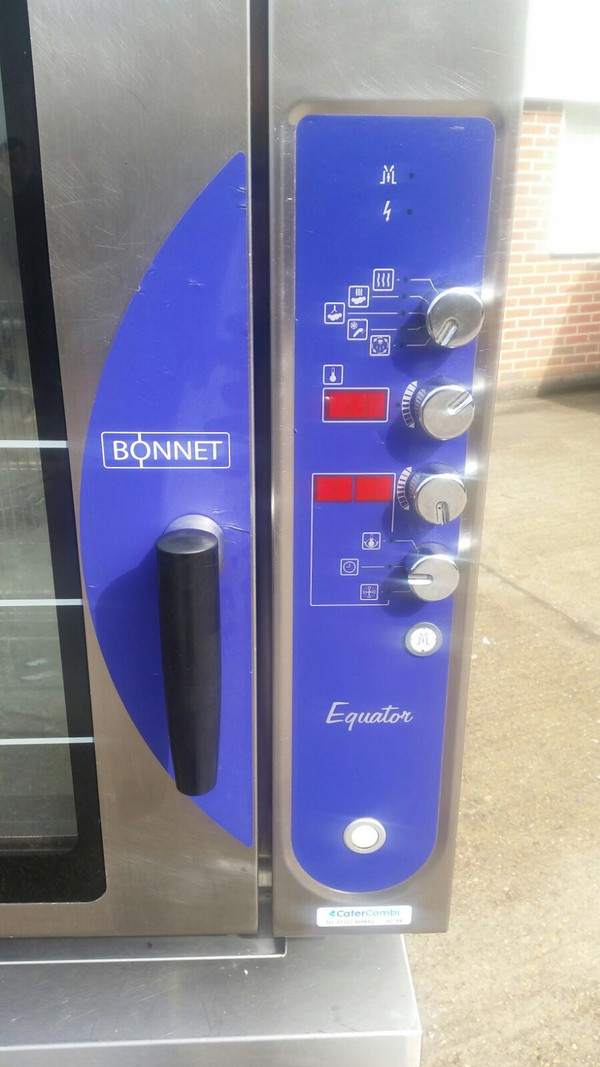 Hobart/Bonnet Equator 10 Grid Combi Oven