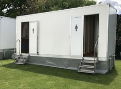 Toilet trailer manufacture
