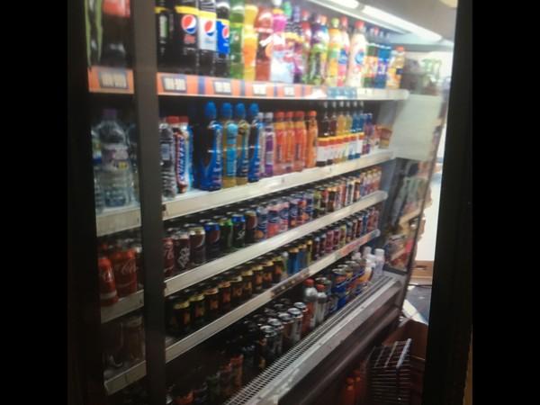 Valera Fridge Food and Drink Display Unit