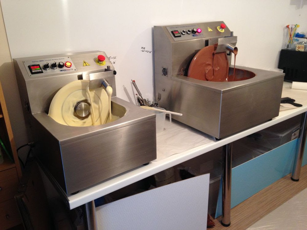 15kg Capacity Chocolate Tempering Machine Mm15 Nottinghamshire